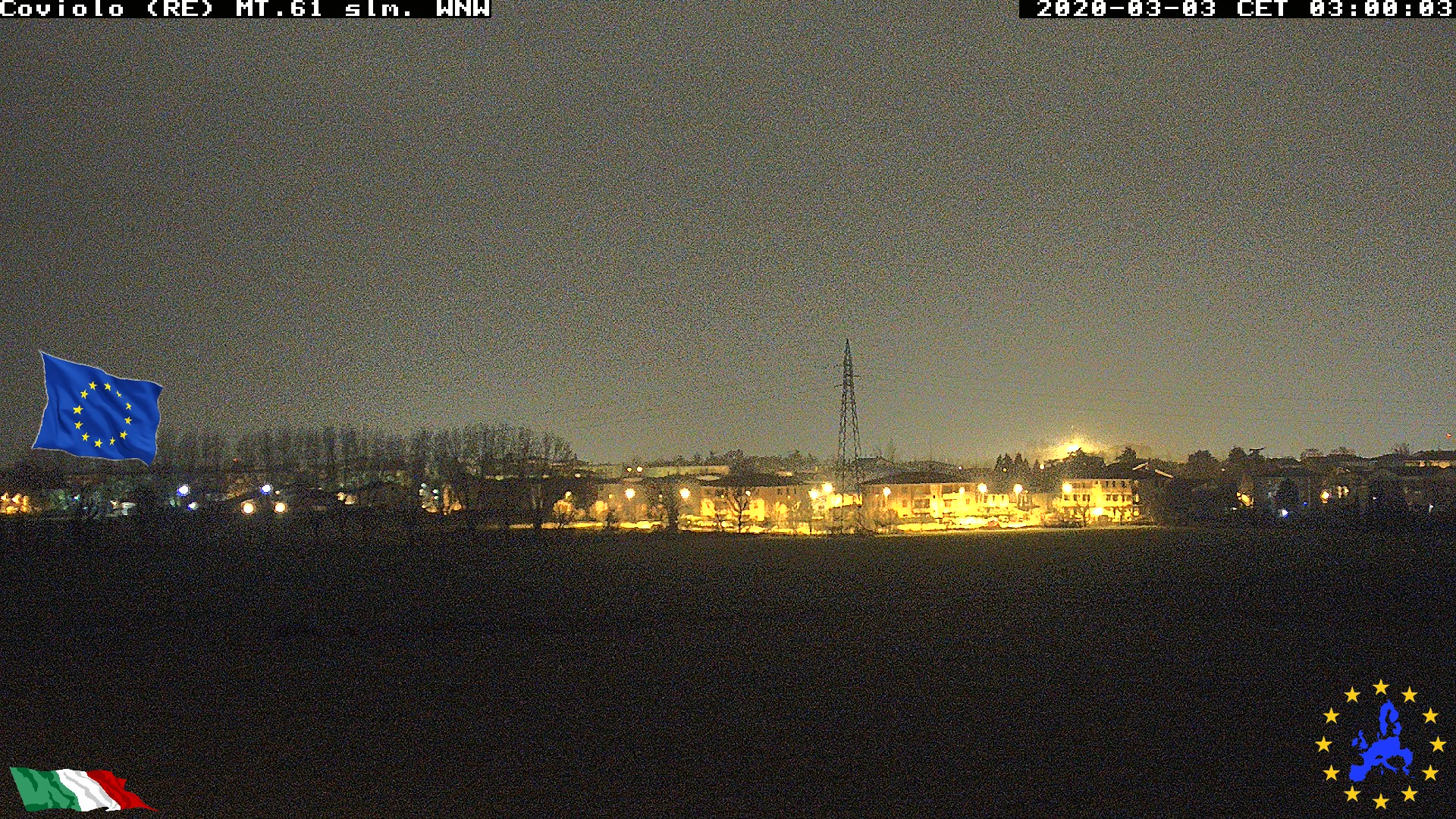 webcam Coviolo, Reggio Emilia (RE)